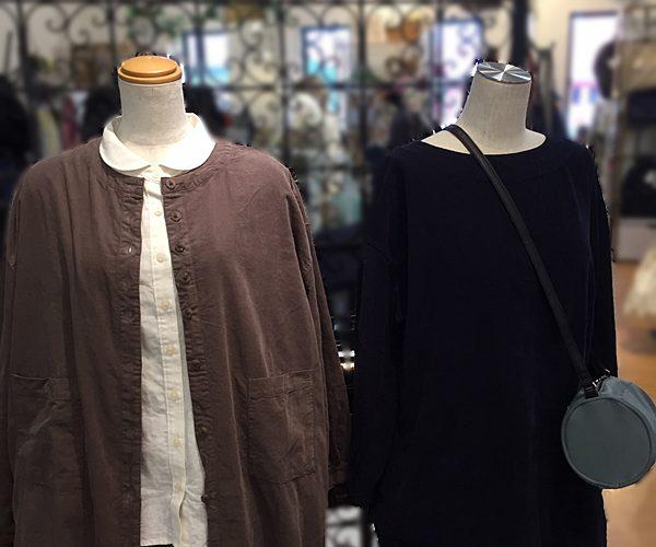 ファッション・バッグも「秋色」に♪《スキレット日記:2020-09-25@高松市多肥下町・スキレット》