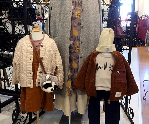 11月です。晩秋です。~秋冬のファッションもポイント10倍で~《スキレット日記:2020-11-01@スキレット》