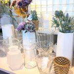 梅春~春待ち~花瓶のラインナップが充実中♪《スキレット日記:2021-01-12@高松市多肥下町・スキレット》