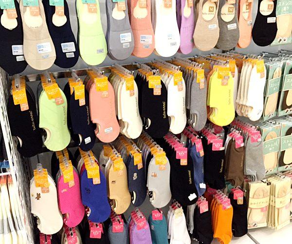 3足セット靴下に春色、春アイテムが入荷中~♪《スキレット日記:2021-03-09@高松市多肥下町・スキレット》
