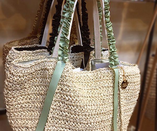 『雑材』と呼ばないで!?夏物バッグのご紹介~♪《スキレット日記:2021-05-30@高松市多肥下町・スキレット》