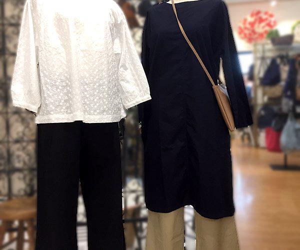 ~秋も深まり、10月のファッション・アイテムをご紹介~《スキレット日記:2021-10-10@高松市多肥下町・スキレット》